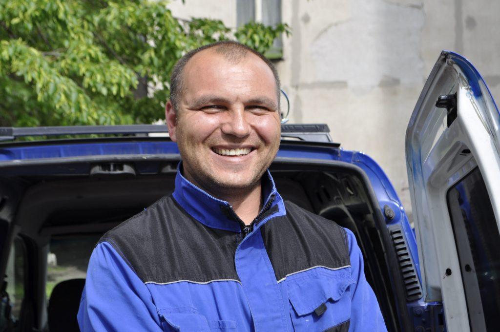 отпушване на канали в София
